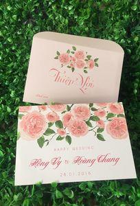 Wedding Invitation Design chuyên Thiệp cưới tại  - Marry.vn