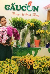 Gấu Con Flower chuyên Hoa cưới tại Thành phố Hồ Chí Minh - Marry.vn