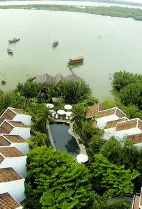 Hoi An Coco River Resort & Spa chuyên Trăng mật tại Thành phố Đà Nẵng - Marry.vn