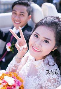 Make-up Oanh Pham chuyên Trang phục cưới tại TP Hồ Chí Minh - Marry.vn