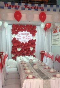 Dịch vụ cưới Út Trang chuyên Nhà hàng tiệc cưới tại Đà Nẵng - Marry.vn