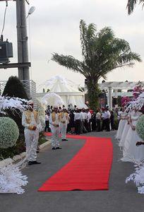 Trung Tâm Tiệc Cưới Hội Nghị Huỳnh Kha Palace chuyên Nhà hàng tiệc cưới tại Tỉnh Bình Thuận - Marry.vn