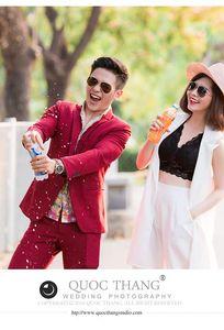 Quốc Thắng Studio chuyên Chụp ảnh cưới tại Tỉnh Yên Bái - Marry.vn