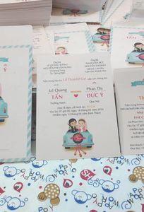 Thiệp Cưới Cherry chuyên Thiệp cưới tại Thành phố Hồ Chí Minh - Marry.vn
