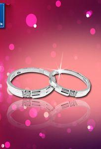 Vàng ngọc Đức Tín – ĐTJ chuyên Nhẫn cưới tại  - Marry.vn