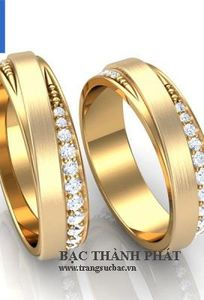 Vàng Bạc Đá Quý Thành Phát chuyên Nhẫn cưới tại Hà Nội - Marry.vn