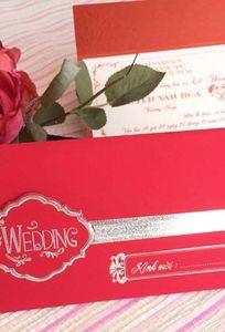 Thiệp cưới Quang Trung chuyên Thiệp cưới tại Đăk Lăk - Marry.vn