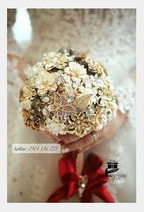 Hoa cưới trang sức - HAMA STORE chuyên Hoa cưới tại TP Hồ Chí Minh - Marry.vn