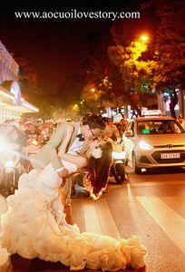 Ảnh viện áo cưới Love Story chuyên Chụp ảnh cưới tại  - Marry.vn