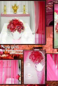 Dịch vụ cưới hỏi Quỳnh Nguyễn chuyên Wedding planner tại Đồng Nai - Marry.vn