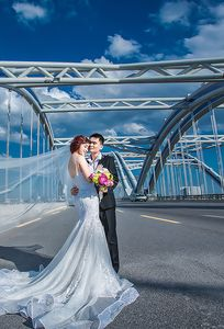 Hà Nội Wedding chuyên Trang phục cưới tại Hưng Yên - Marry.vn
