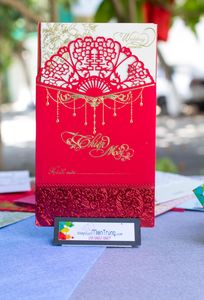 Thiệp cưới Miền Trung chuyên Thiệp cưới tại  - Marry.vn