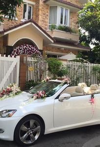 Dịch vụ cho thuê xe cưới Weddings Car chuyên Xe cưới tại TP Hồ Chí Minh - Marry.vn
