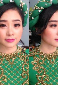 Dịch vụ trang điểm tại nhà - Rita Vu Make up chuyên Trang điểm cô dâu tại TP Hồ Chí Minh - Marry.vn