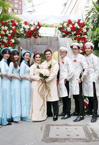 Dịch vụ bưng quả GIÓ Sài Gòn chuyên Trang phục cưới tại Thành phố Hồ Chí Minh - Marry.vn