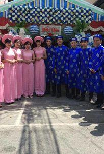 Dịch vụ bưng quả Gió chuyên Nghi thức lễ cưới tại TP Hồ Chí Minh - Marry.vn