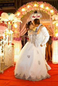 Cổng Rạp Cưới Phúc Thọ chuyên Nhà hàng tiệc cưới tại An Giang - Marry.vn