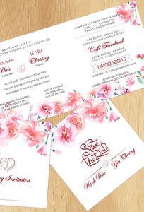 Thiệp cưới Bách Tín chuyên Thiệp cưới tại Thừa Thiên - Huế - Marry.vn