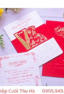 Thiệp cưới Thu Hà chuyên Chụp ảnh cưới tại Đăk Lăk - Marry.vn