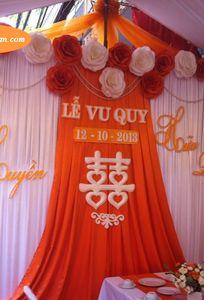 Cưới hỏi trọn gói Thiên Xuân chuyên Wedding planner tại Hà Nội - Marry.vn