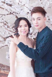 IRic Pham Make up chuyên Trang điểm cô dâu tại  - Marry.vn