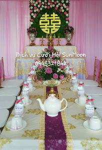 Dịch vụ cưới hỏi SunMoon chuyên Thiệp cưới tại Thành phố Hồ Chí Minh - Marry.vn