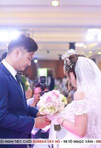 Trung tâm hội nghị tiệc cưới Eureka Tây Hồ chuyên Nhà hàng tiệc cưới tại Hà Nội - Marry.vn
