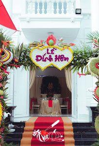 Mâm quả rồng phụng - The Fruity Shop chuyên Dịch vụ khác tại TP Hồ Chí Minh - Marry.vn