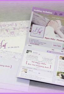 In thiệp cưới độc quyền chuyên Thiệp cưới tại Thành phố Hồ Chí Minh - Marry.vn