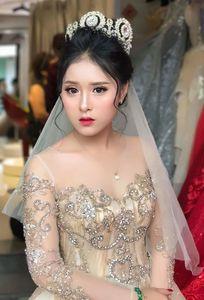 Binhminh makeup chuyên Trang điểm cô dâu tại Thành phố Hồ Chí Minh - Marry.vn