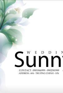 Sunny wedding chuyên Trang phục cưới tại  - Marry.vn