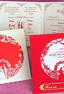Thiệp cưới Nhất Chi Mai chuyên Thiệp cưới tại Thành phố Hồ Chí Minh - Marry.vn