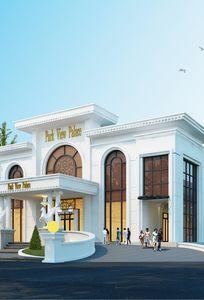 Trung tâm sự kiện tiệc cưới Park View Palace chuyên Nhà hàng tiệc cưới tại Tỉnh Ninh Thuận - Marry.vn