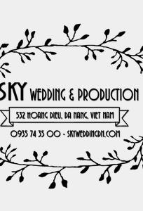 Sky Wedding & Production - Chụp Ảnh Cưới Đà Nẵng chuyên Trang phục cưới tại  - Marry.vn