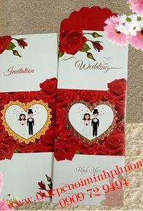 Thiệp Cưới Minh Phương chuyên Thiệp cưới tại Thành phố Hồ Chí Minh - Marry.vn
