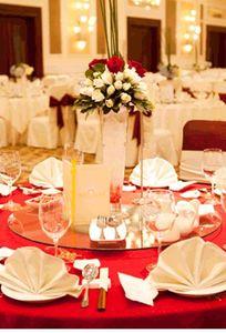 Trung tâm tiệc cưới The Champagne chuyên Nhà hàng tiệc cưới tại Bến Tre - Marry.vn