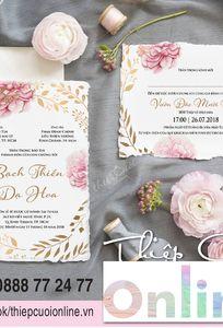Thiệp Cưới Online chuyên Thiệp cưới tại Thành phố Hồ Chí Minh - Marry.vn