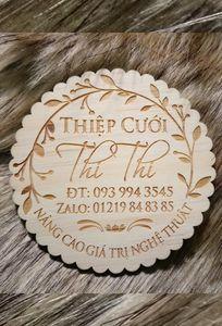 Thiệp cưới Thi Thi Cần Thơ chuyên Thiệp cưới tại  - Marry.vn