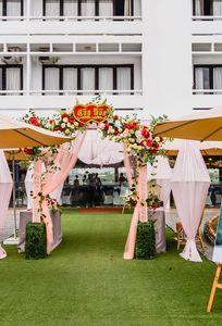 Trung Tâm Tiệc Cưới Khách Sạn Hương Giang chuyên Nhà hàng tiệc cưới tại Tỉnh Ninh Thuận - Marry.vn