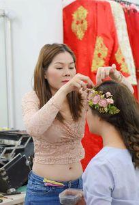 Áo Cưới Uyên Paris chuyên Trang điểm cô dâu tại TP Hồ Chí Minh - Marry.vn