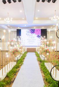 Sảnh cưới Dìn Ký Center
