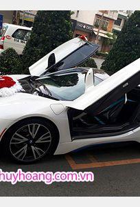 Auto Huy Hoàng Quận 5 chuyên Xe cưới tại Thành phố Hồ Chí Minh - Marry.vn