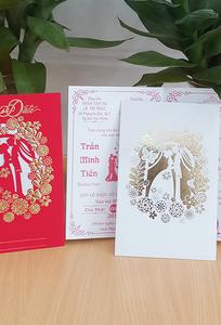 In Thiệp Cưới Phú Mỹ chuyên Thiệp cưới tại  - Marry.vn