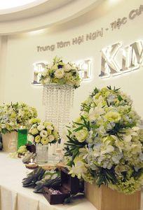 Nhà hàng tiệc cưới Bạch Kim chuyên Nhà hàng tiệc cưới tại Thành phố Hồ Chí Minh - Marry.vn