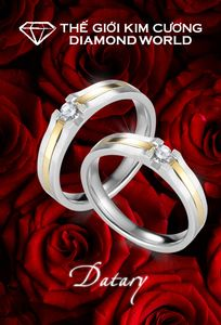 Thế giới Kim Cương chuyên Nhẫn cưới tại TP Hồ Chí Minh - Marry.vn