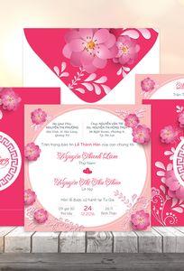 THIỆP CƯỚI GIA LIÊN chuyên Thiệp cưới tại Thành phố Hồ Chí Minh - Marry.vn