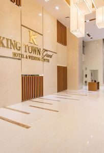 Khách Sạn King Town Grand Hotel & Wedding Center chuyên Nhà hàng tiệc cưới tại Tỉnh Khánh Hòa - Marry.vn