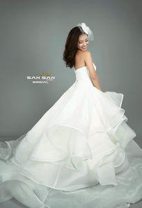váy cưới SanSan Bridal
