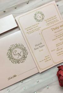 Thiệp cưới Gia Hỷ chuyên Thiệp cưới tại TP Hồ Chí Minh - Marry.vn