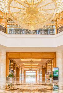 Không gian ở Long Biên Palace